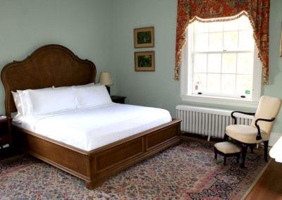 Truitt-House-bedroom-green
